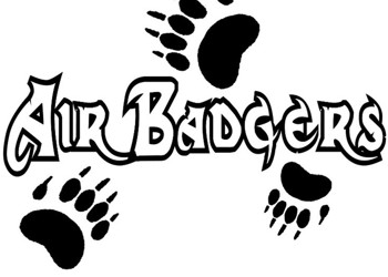 Air badgers