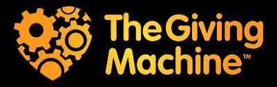 Pta giving machine logo